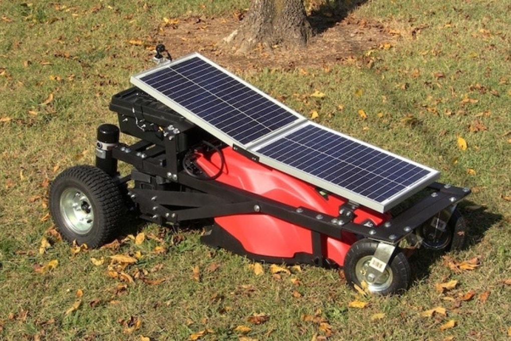 Costruisci il tuo tosaerba solare radiocomandato
