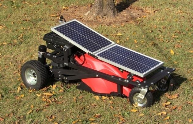 Tosaerba a energia solare radiocomandato fai da te di for Essiccatore solare fai da te