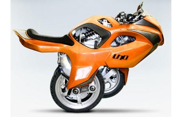 Uno Iii Dal Prototipo Al Prodotto In Serie La Moto A
