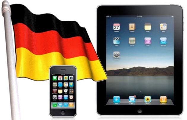 Vecchi iPhone e iPad banditi in Germania