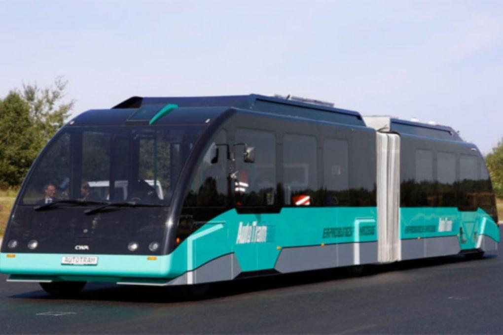 Dalla Germania arriva il mezzo di trasporto di massa ecologico