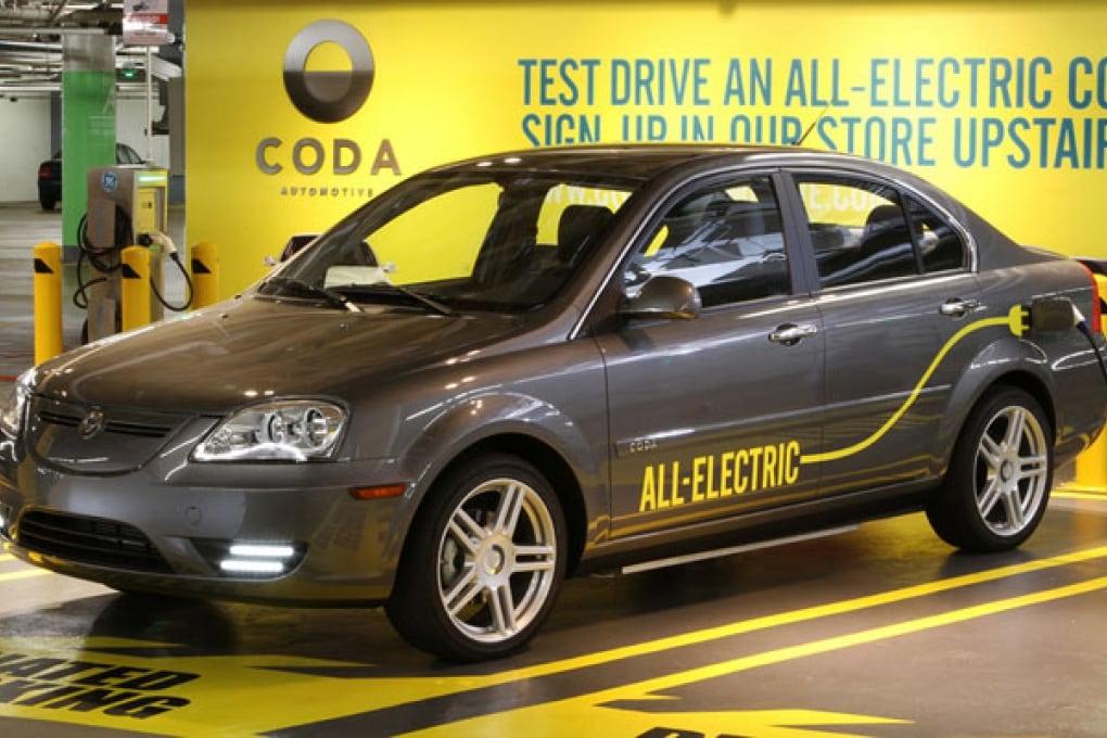 Colpo di 'Coda' nel settore delle auto elettriche