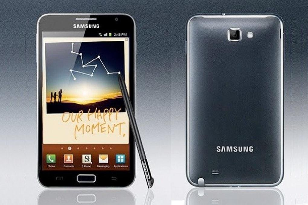 Il Galaxy Note sbarca in Europa