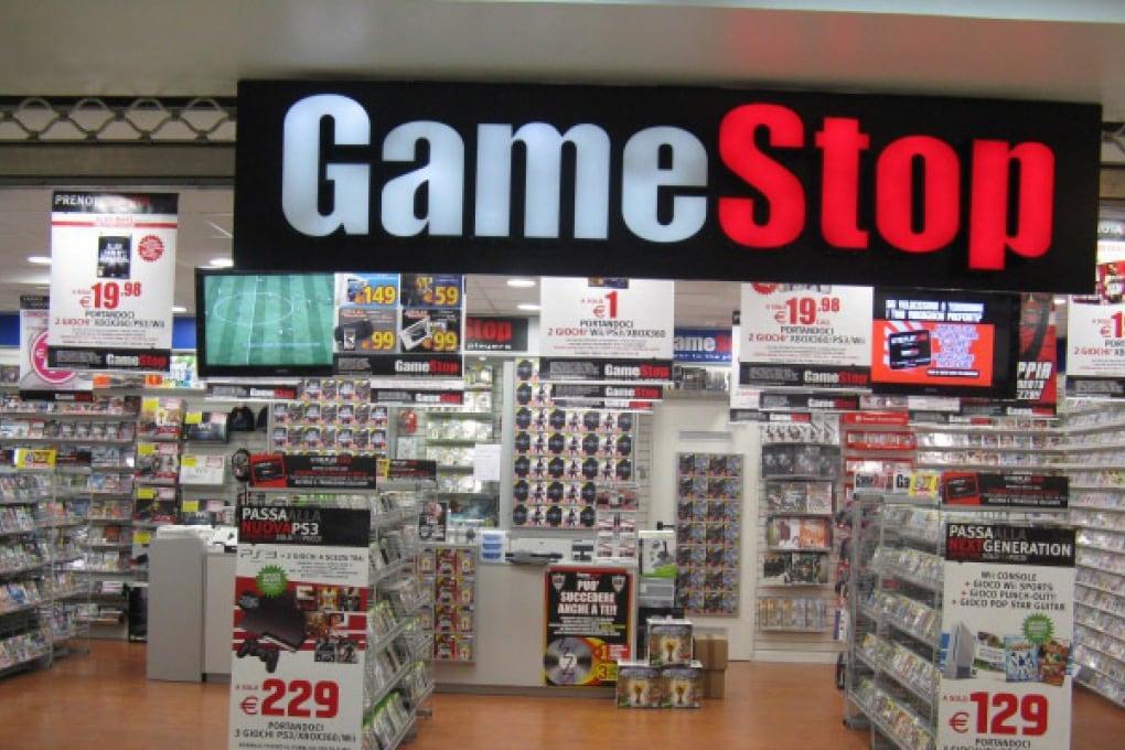 GameStop: i videogiochi si comprano su Facebook