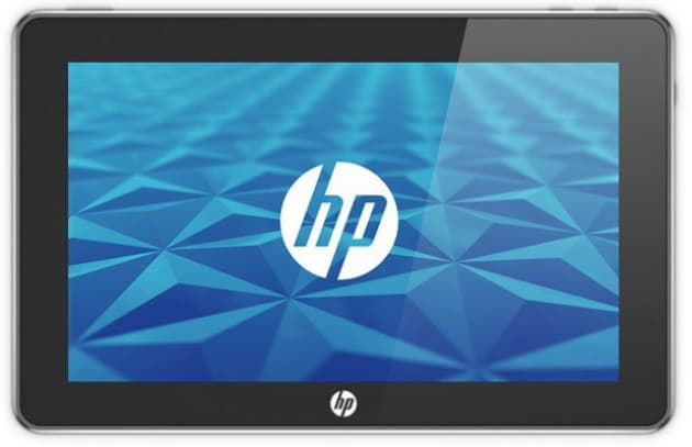 HP Slate, il prototipo filmato e messo su Youtube