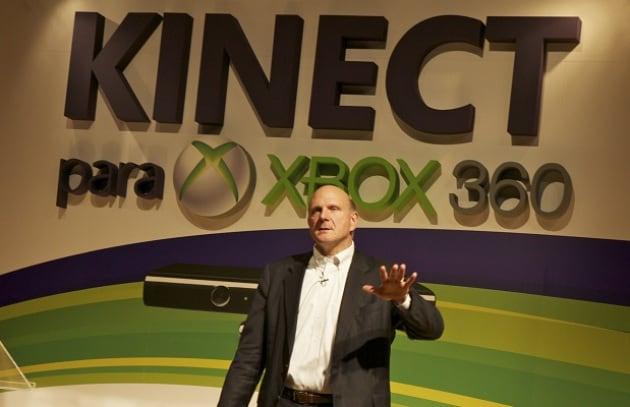 Microsoft: il successo del Kinect dà alla testa