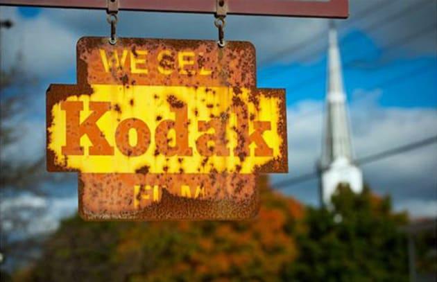 Kodak, l'ultima battaglia è sui brevetti