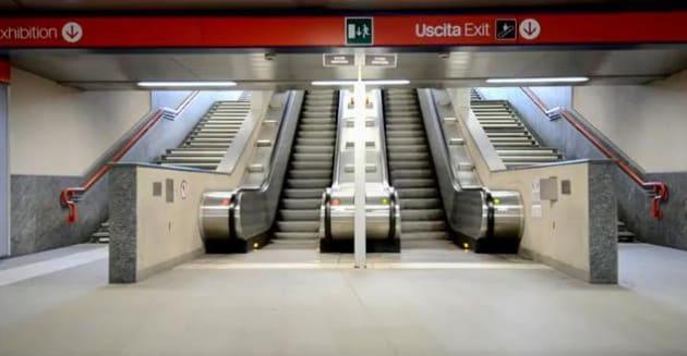 NO NON METTERE ONLINE Milano, una città fantasma in time-lapse