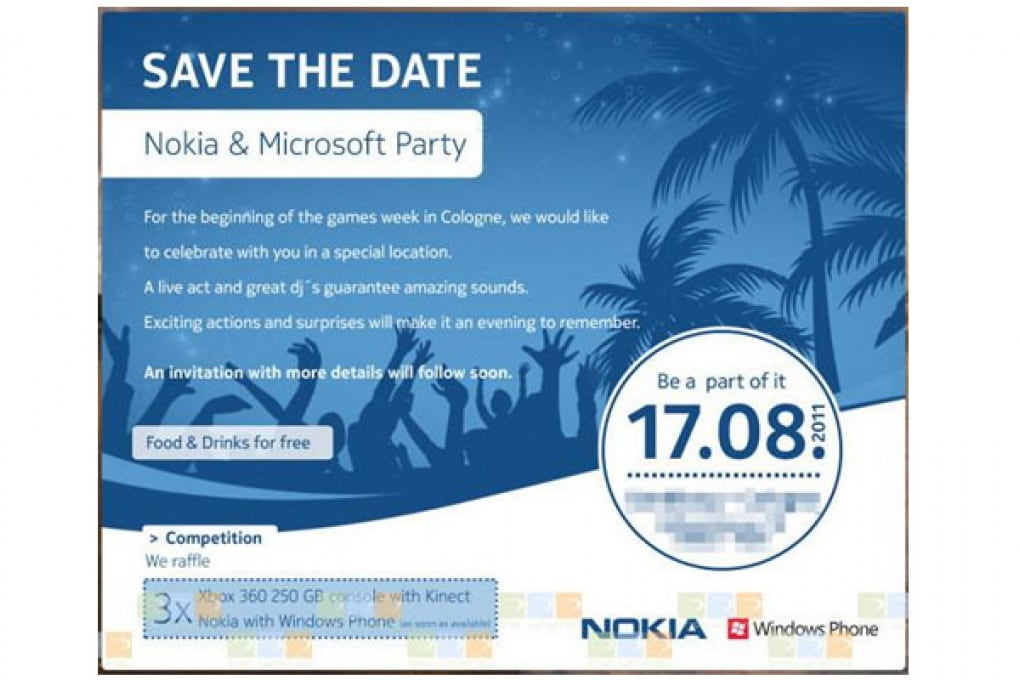Nokia Windows Phone in agosto?