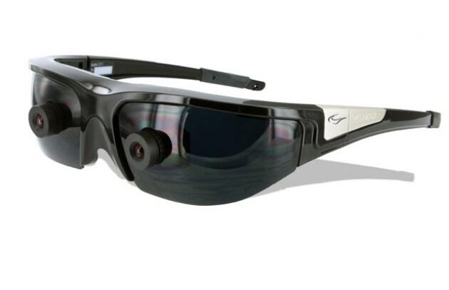 Gli occhiali per la realtà aumentata in 3D