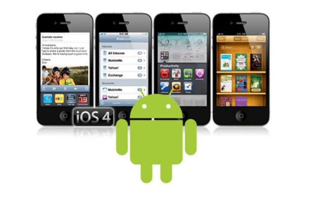 Android strabatte Apple