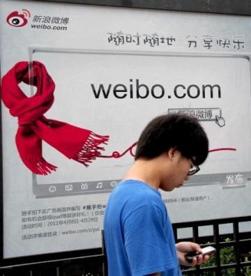Il Twitter cinese censurato in tempo reale