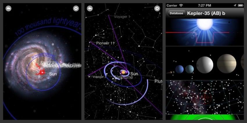 Le Migliori App Di Astronomia Per Scrutare Il Cielo Focusit