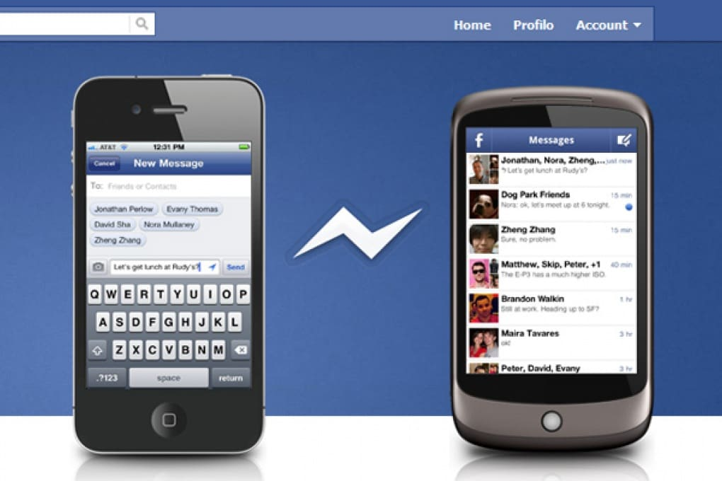 Facebook Messenger per iPhone e Android