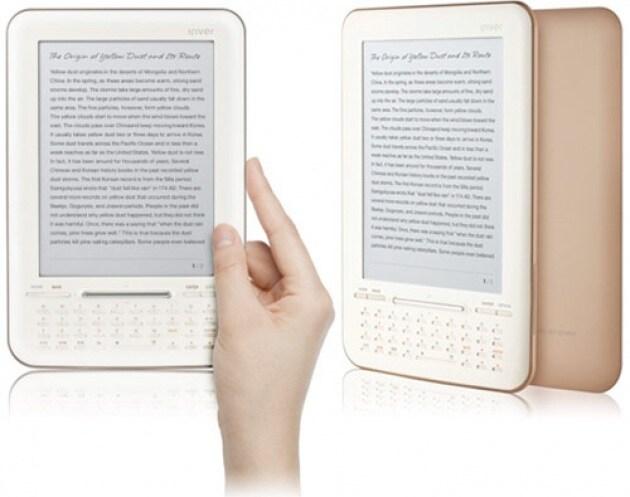 Arriva Google e-reader