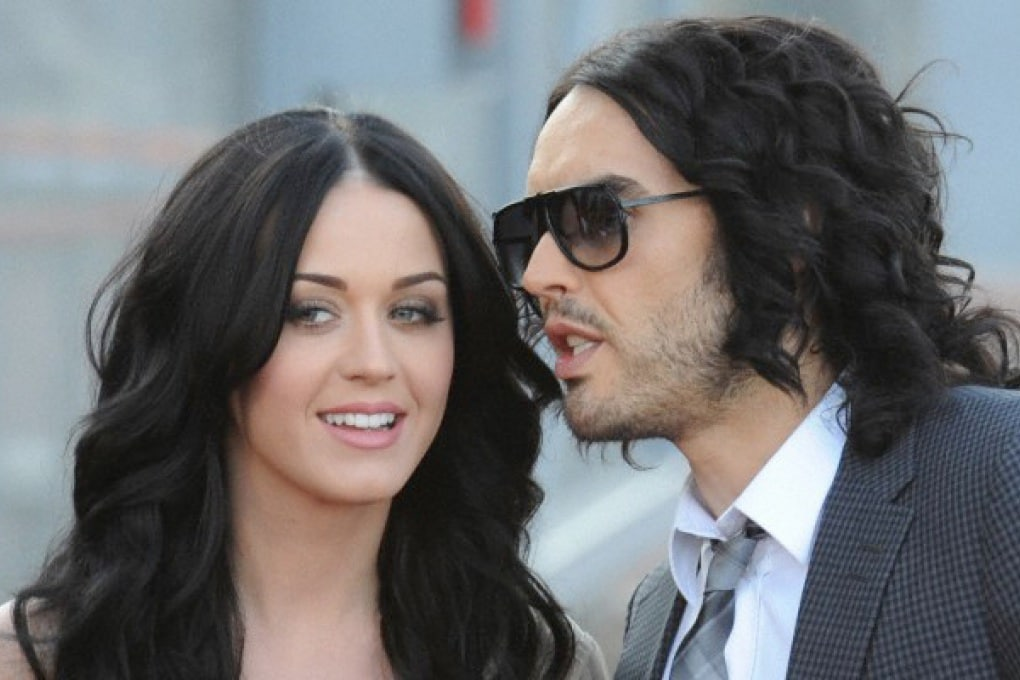 Ufficiale: Katy Perry e Russell Brand divorziano