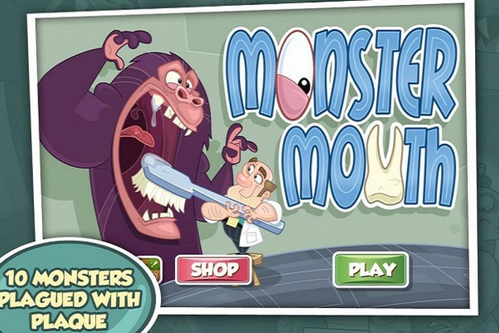Monster Mouth: riuscirai nell'impresa?