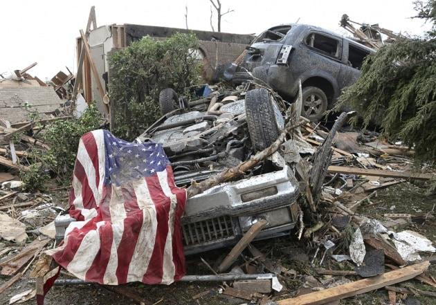 Tornado in Oklahoma, la scienza dietro al vortice che ha azzerato Moore