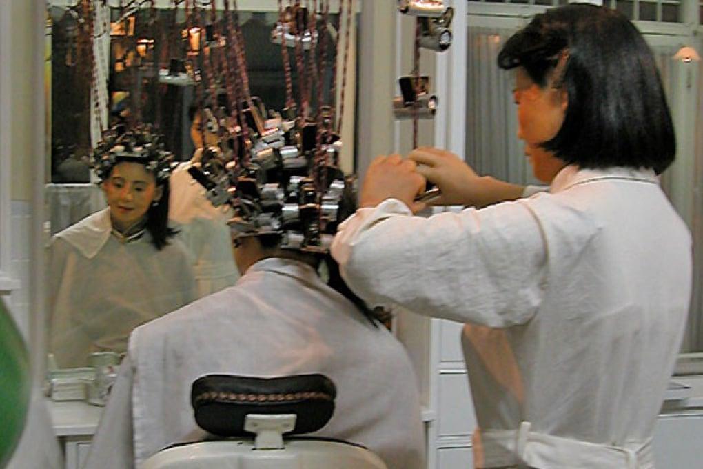 Panasonic annuncia il robot shampista