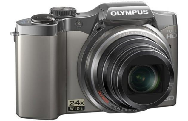 Olympus presenta tre nuove fotocamere