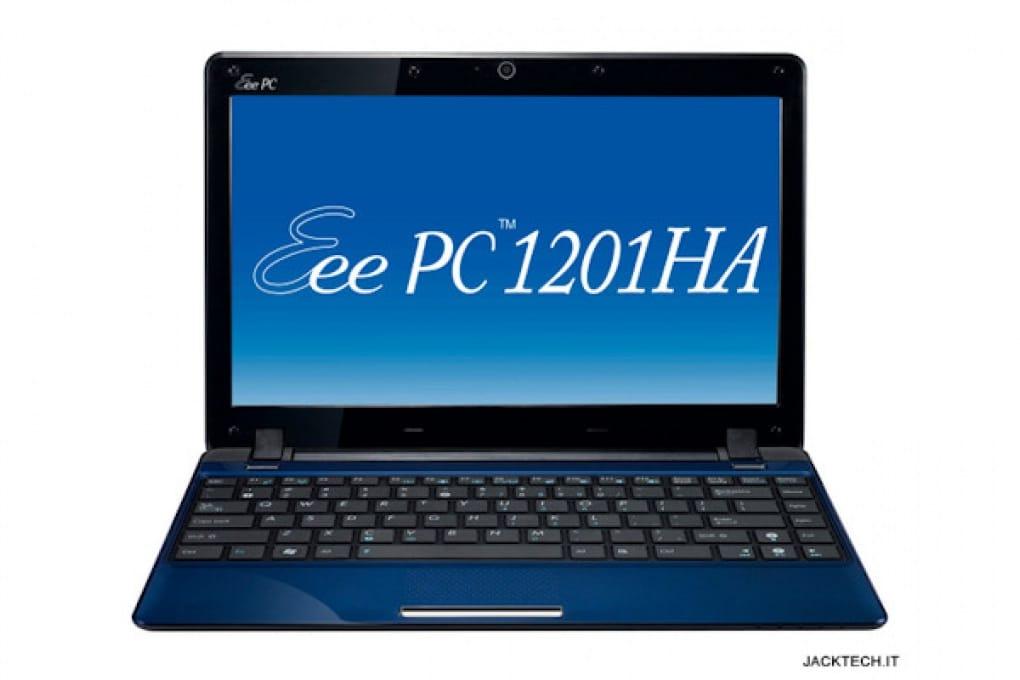 Asus Eee PC 1201HA – 399 €