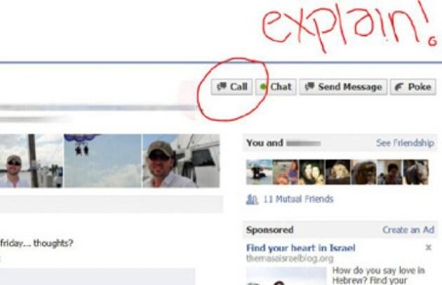 Facebook per la comunicazione: VOiP e smartphone in arrivo nel 2011