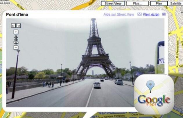 Google nei guai in Francia per le mappe gratis