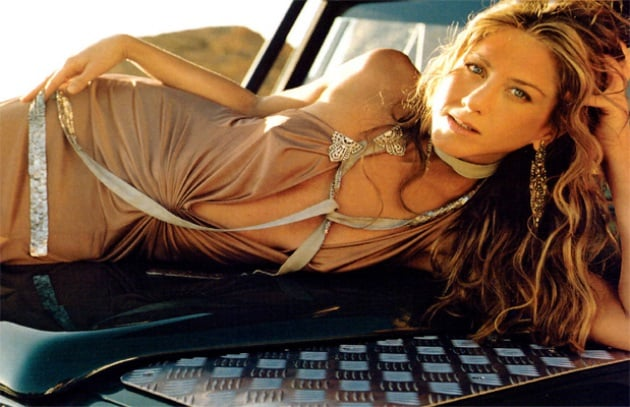 Jennifer Aniston sexy e cattiva