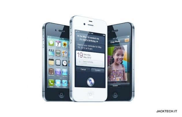 Apple iPhone 4S 32 GB - 779 €