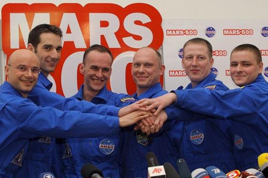 Isolati per 520 giorni: parte la missione Mars-500