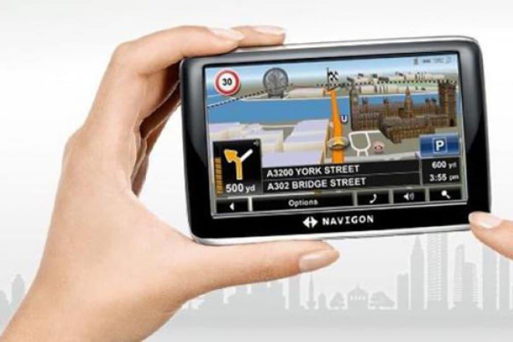 Il navigatore satellitare diventa una guida turistica