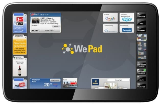 WePad cambia nome in WeTab, c'entra Apple?