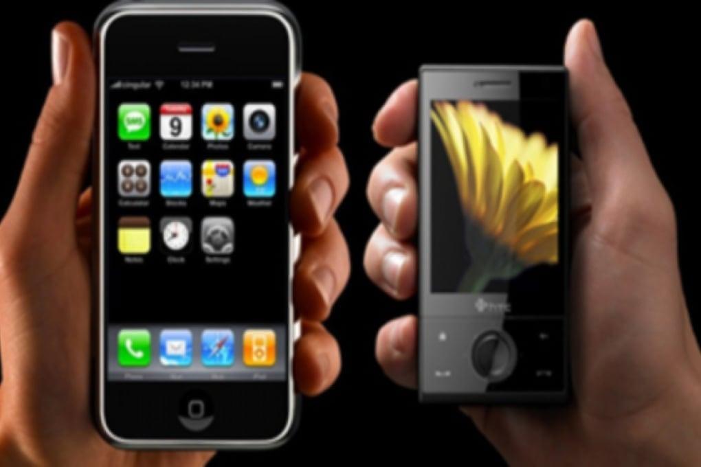 Brevetti: ennesima denuncia da Apple contro HTC