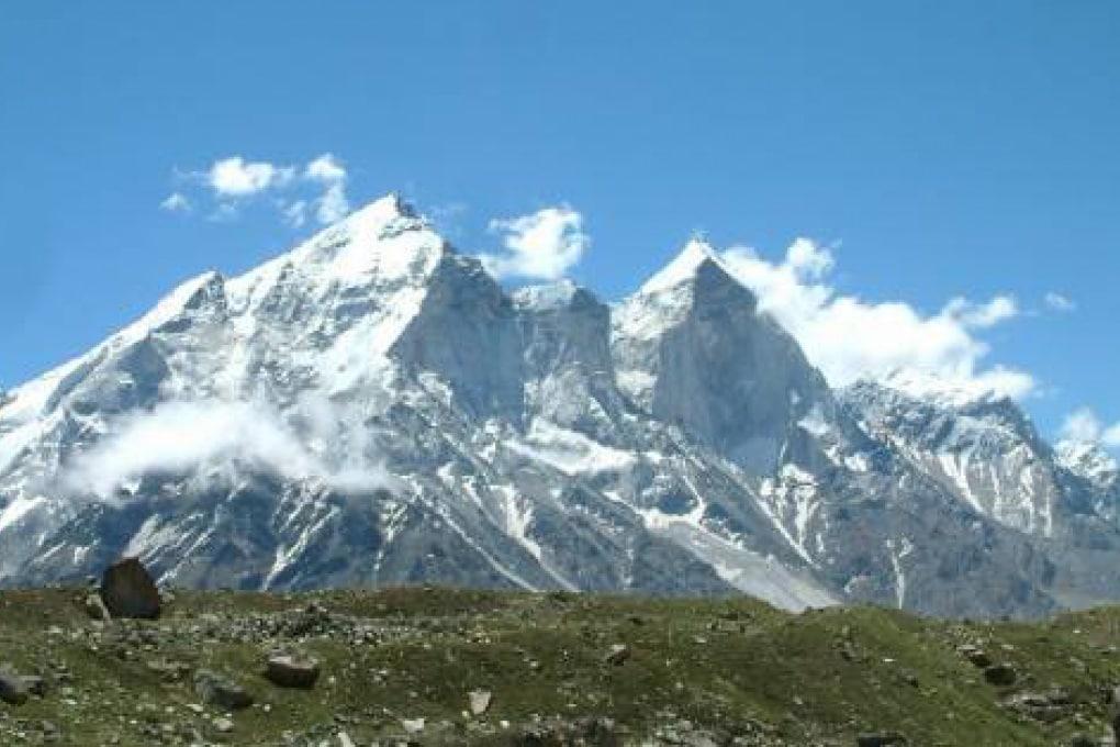 Gran parte dei ghiacci dell'Himalaya si restringeranno