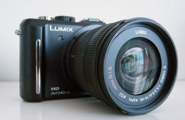 Panasonic lancia la lente 3D per le sue Micro Quattro Terzi