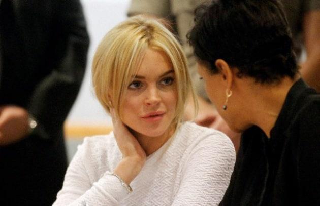 Lindsay Lohan ancora in manette