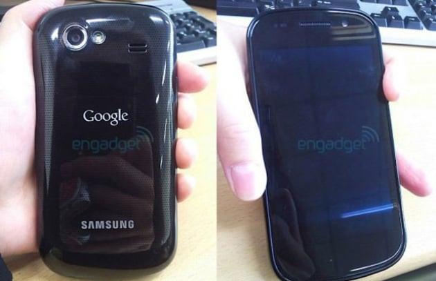 Web-scoop: prime immagini del Nexus S