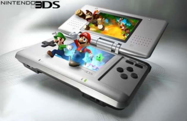 Nintendo 3DS: mai più occhiali per giocare in 3D!