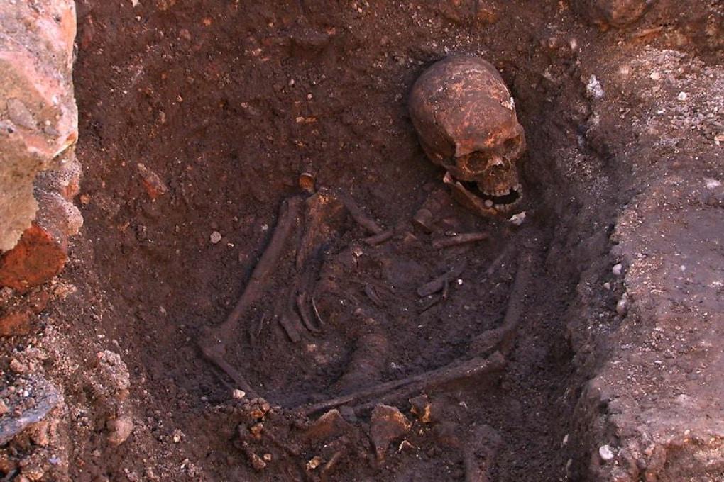 Il Riccardo III di Shakespeare sepolto sotto a un parcheggio