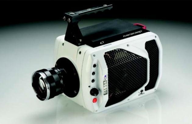 La videocamera da un milione di fotogrammi al secondo