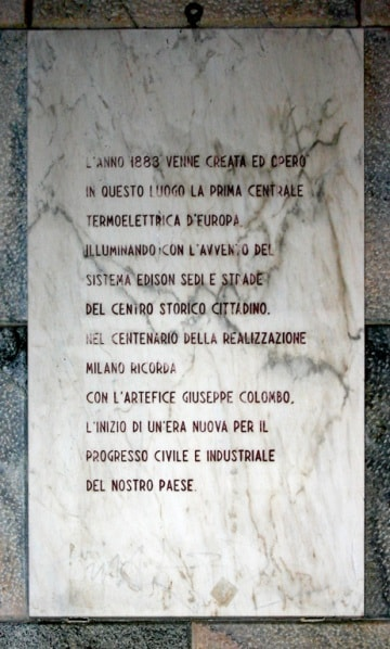 Politecnico e Museo della Scienza - L'Italia delle grandi idee