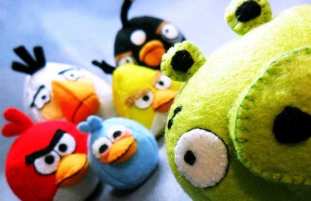 Angry Birds è il gioco di Natale