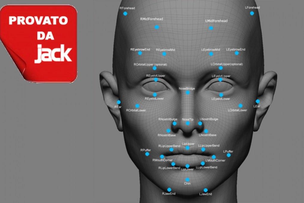 Il tuo smartphone ti riconosce dalla faccia