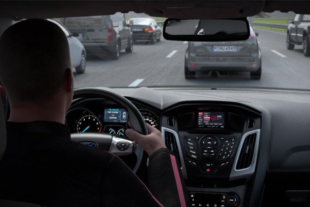 La Ford del futuro si guida (quasi) da sola