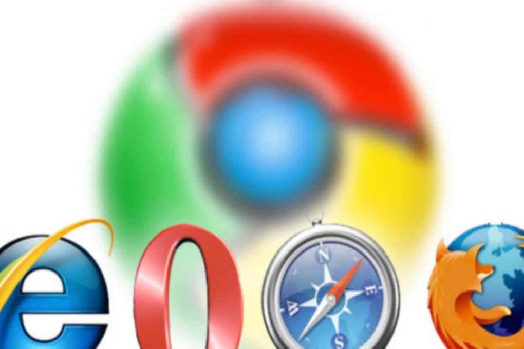 Quattro browser a confronto sul rendering 2D