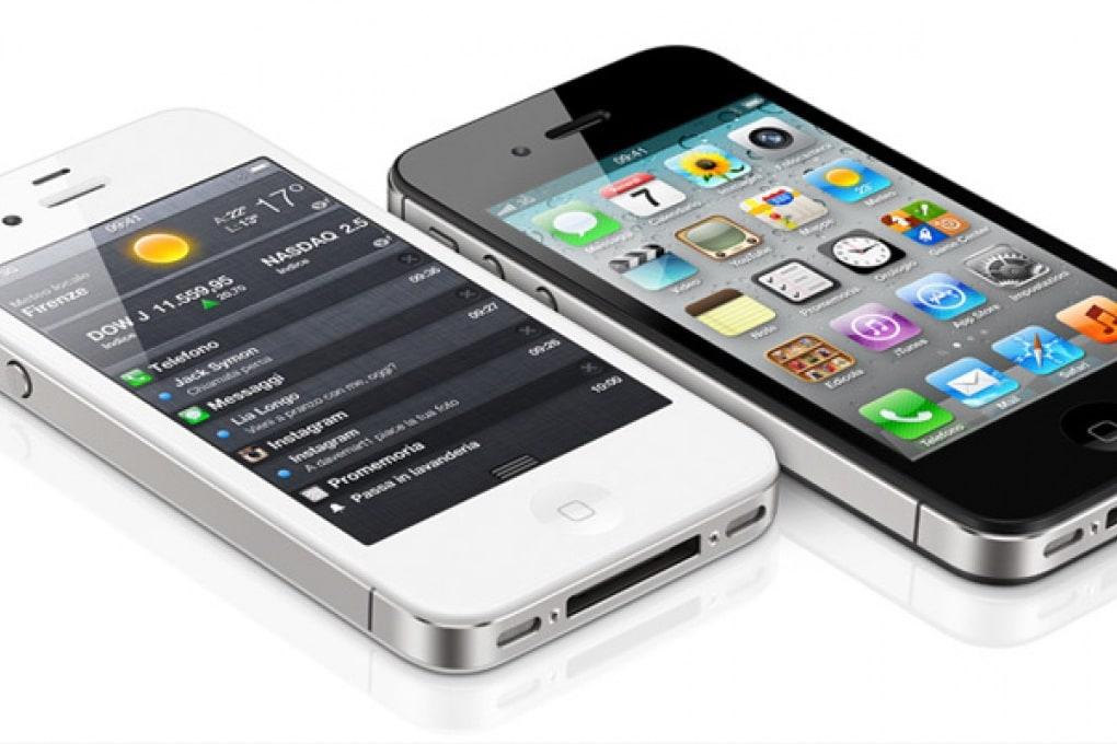 Ecco i prezzi dell'iPhone 4S in Italia