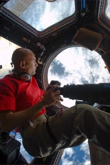 Sulla ISS con Luca Parmitano