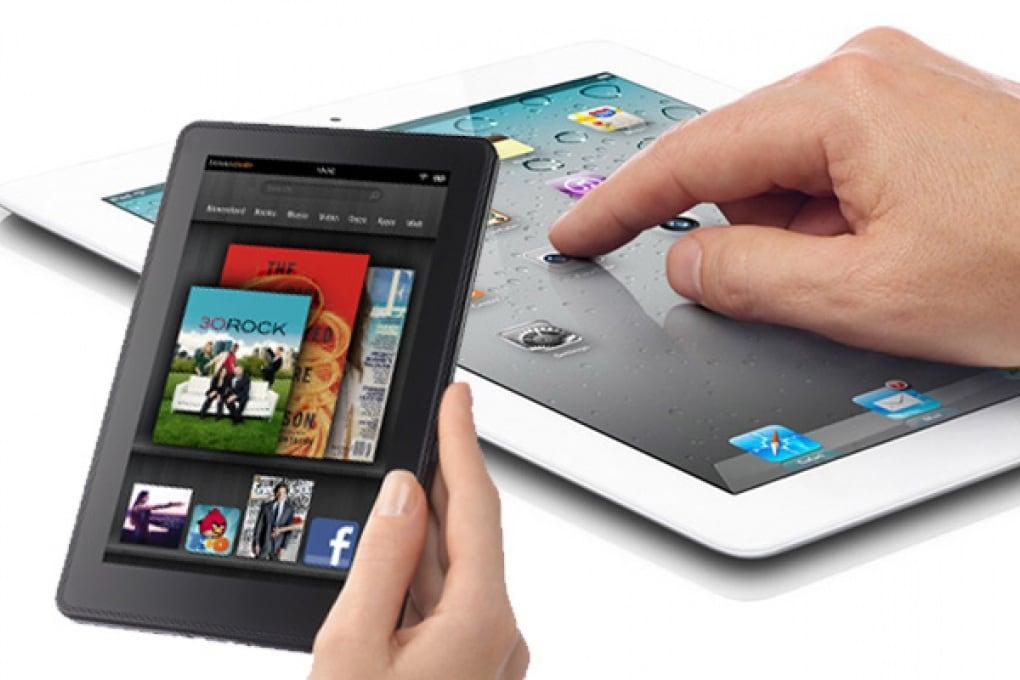 Il Kindle Fire soddisfa meno dell'iPad. Perché?