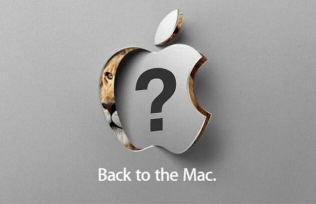 Back to the Mac: cosa annuncerà Apple?