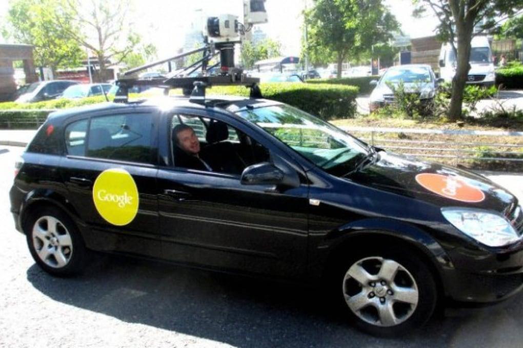 L'Australia contro Google Street View